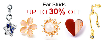 Ear Studs Up To 30% OFF