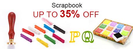 Scrapbook Up To 35% OFF