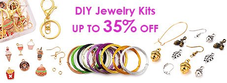 DIY Jewelry Kits Up To 35% OFF