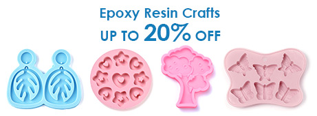 Epoxy Resin Crafts Up To 20% OFF