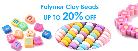 Polymer Clay Beads Up To 20% OFF