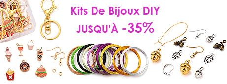 Kits De Bijoux DIY Jusqu'à -35%