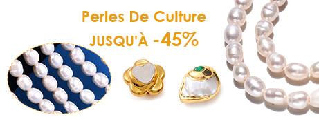 Perles De Culture Jusqu'à -45%