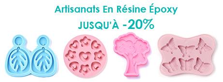 Artisanats En Résine Époxy Jusqu'à -20%
