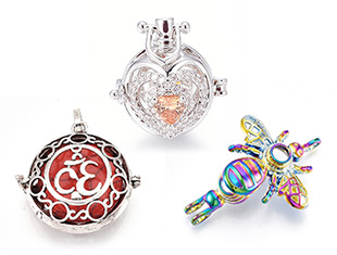 Bead Cage Pendants Up to 85% OFF