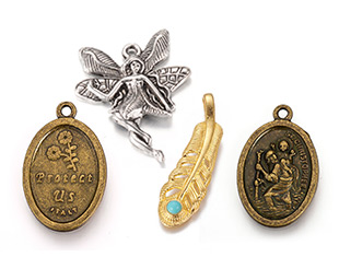 Tibetan Style Pendants Up to 85% OFF