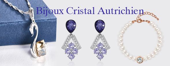 Bijoux Cristal Autrichien