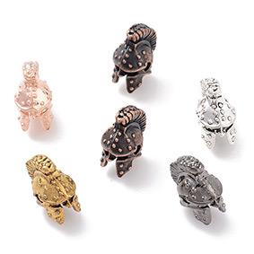 Perles Style Tibétain En Alliage