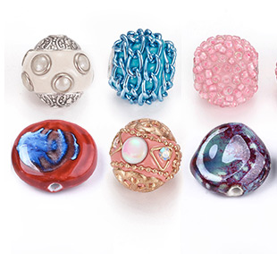 Clay Beads Up to 85% OFF