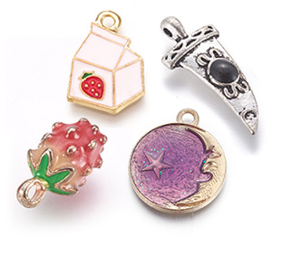 Enamel Pendants Up to 85% OFF