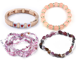 Stretch Bracelets Up to 85% OFF