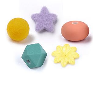 Perles Acryliques Colorées Jusqu'à -85%
