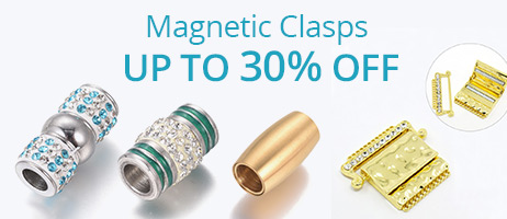 Magnetic Clasps Up To 30% OFF