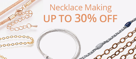 Necklace Making Up To 30% OFF