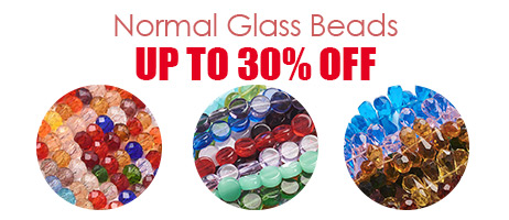 Normal Glass Beads Up To 30% OFF