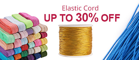 Elastic Cord Up To 30% OFF