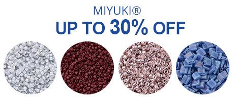 MIYUKI® Up To 30% OFF