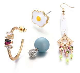 Ear Studs Up to 85% OFF