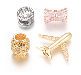 Perles En Zircone Cubique Jusqu'à -85%