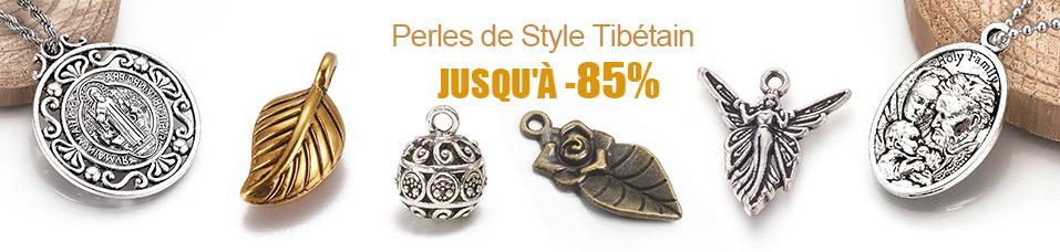 Pendentifs Style Tibétain Jusqu'à -85%