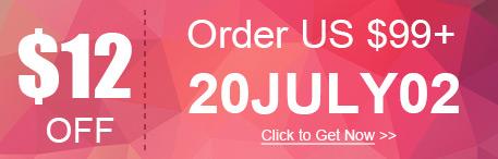 $12 OFF Order US $99+