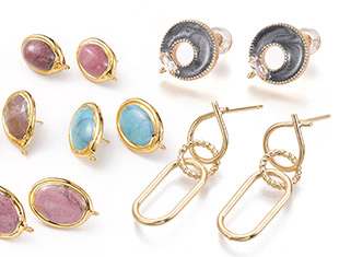 Stud Earring Findings Up To 40% OFF