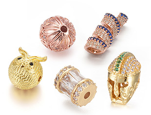 Cubic Zirconia Beads Up To 40% OFF