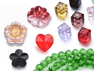 Normal Glass Beads Up To 40% OFF