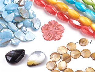 Shell Beads Up To 40% OFF