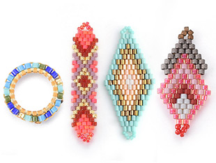 Loom Pattern Seed Beads Up to 55% OFF