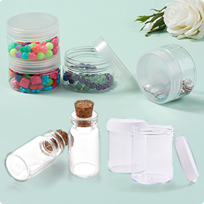 Beads Containers