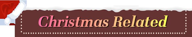 Christmas Related