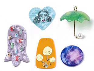 Acrylic Pendants UP to 50% OFF