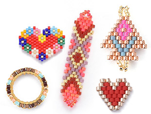 Loom Pattern Seed Beads UP to 45% OFF