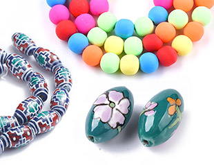 Clay Beads  UP to 50% OFF