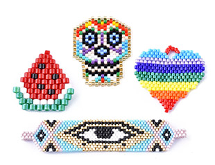 Loom Pattern Seed Beads  UP to 35% OFF