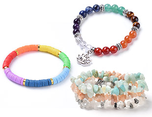 Stretch Bracelets  UP to 50% OFF