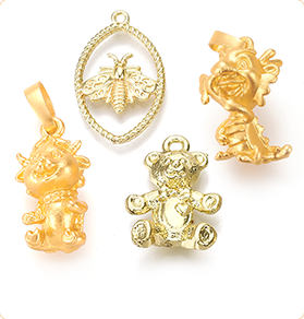 Alloy Charms