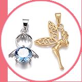 Angel & Fairy Charms