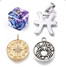 Constellation/Zodiac Charms