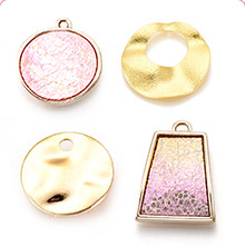 Wavy/Floating Charms