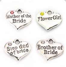 Wedding /Bride Charms