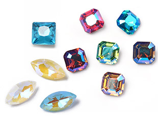 Glass Rhinestone Cabochons UP To 60% OFF