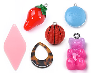 Resin Pendants UP To 50% OFF