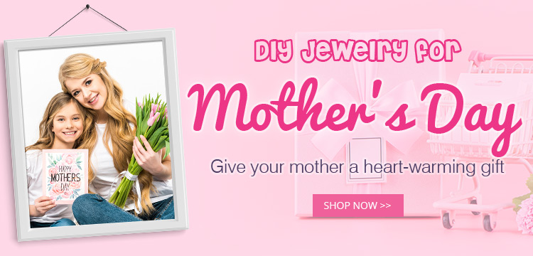 DIY Jewelry for Mother's Day