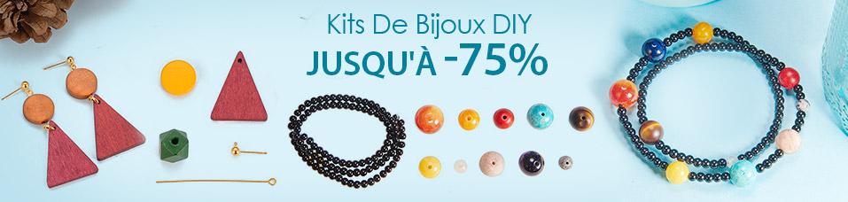 Kits De Bijoux DIY Jusqu'à-75%