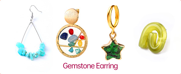 GemstoneEarring