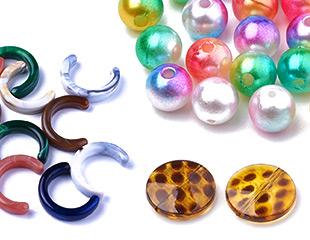 Acrylic Beads-Imitation Up To 60% OFF