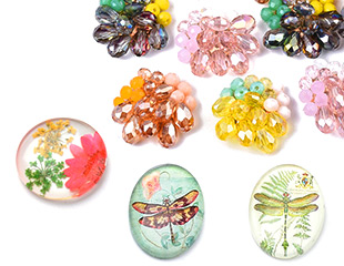 Glass Cabochons Up To 50% OFF