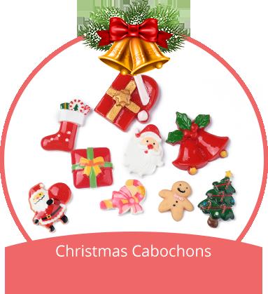 Christmas Cabochons